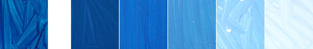 Синий цвет это какой